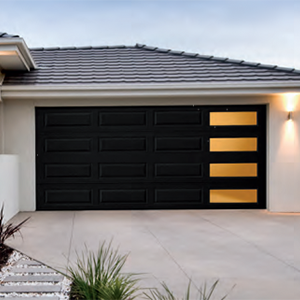 entire garage doors